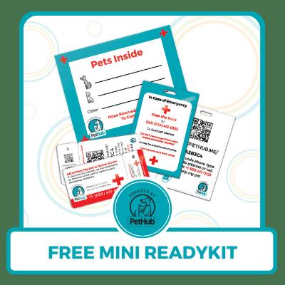 Free PetHub Mini ReadyKit