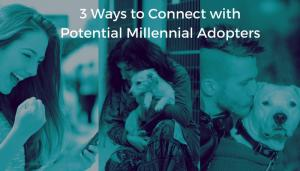 3 ways to connect title with 3 millennials in background